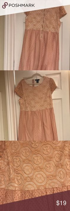 Shop Women's candalat Pink size XL Dresses at a discounted price at Poshmark. Lace Party Dresses, Summer Dresses, Sleeved Dress, Pink Lace, Shirt Sleeves, Pink Dress, Dresses With Sleeves, Closet, Shirts