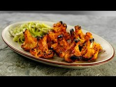 In this video, we will cook together Tandoori Gobi, which is a very popular tikka recipe, made similarly to Tandoori Chicken, and Paneer. This Cauliflower Re. Vegetarian Recepies, Veggie Recipes, Indian Food Recipes, Cooking Recipes, Ethnic Recipes, Easy Recipes, Diet Recipes, Tandoori Recipes, Gobi Recipes