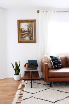A Clutter-Free Home For Creative Minds on blog.westelm.com