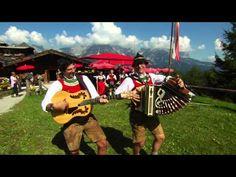 ▶ Zillertaler Mander - Mit Leib und Seel a Bauer sein - YouTube