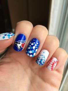 Super fails art ideas for summer signs ideas Baseball Nail Designs, Baseball Nails, Sexy Nails, Cute Nails, Spring Nails, Summer Nails, Nail Accessories, Accent Nails, Simple Nails