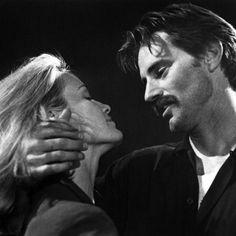 "- Jessica Lange y Sam Shepard en ""Frances"", 1982 Sam Shepard, American Horror Story, American Actors, Viggo Mortensen, The Right Stuff, San Andreas, Meryl Streep, King Kong, Great Love"