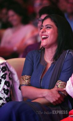 Kajol at a Symposium on Breast Cancer awareness at the JW Marriott hotel in Pune.