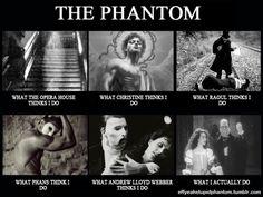Lol, lol, lol! Phantom phan for life
