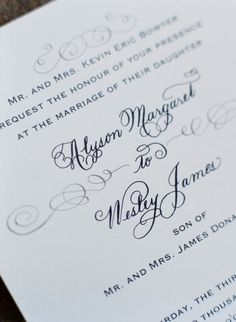not the calligraphy font, but like the simple flourishes