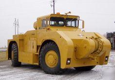 CAT DIESEL powered Oshkosh tow truck