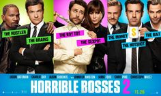 Return to the main poster page for Horrible Bosses 2