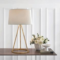 The 20% off SALE site-wide continues through May 31st! All of your favorite designer lighting discounted!  Pictured is the Nina Tapered Table Lamp by Thomas O'Brien in Gild. • • • • • #CityLightsDetroit #VisualComfort  #DesignerLighting #TableLamps #Chandeliers #Pendants #Sconces #OutdoorLighting #FloorLamps #DesignerLightingForDetroit #Luxurylighting #MichiganDesignCenter Luxury Lighting, Outdoor Lighting, Lighting Design, Sale Sites, Off Sale, Visual Comfort, Tripod Lamp, City Lights, Chandeliers
