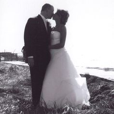 Pictured: Rita Sadowski and Walter Walsh, married on May 4, 2002.Photo courtesy of Rita Sadowski, VP/Creative Services Director.