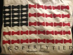 """Get 5% of your total purchase by entering the promo code """"christinee5"""" at checkout at properlytied.com!!"""