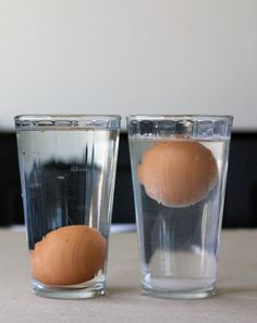 Activities: Teach Density with Kitchen Science