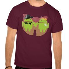 Two Bug Droids Wedding Attire Wedding Bells T Shirt, Hoodie Sweatshirt