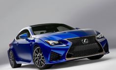 The 2015 #Lexus RC F Coupe is officially here, and it's a looker, to be sure. But does it have the chops to back up its sporty appearance? Hit the image to find out... #NewCars