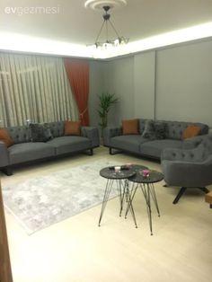 Bu Evin Her Bölümünde Modern Stilin Hakkı Verilmiş - Innenarchitektur Salon Style, Dream Bedroom, Dorm Room, Minimalism, Room Decor, House Ideas, Outdoor Furniture, Living Room, Interior