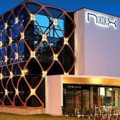 O Nimo Studio desenvolveu o  Hotel Nox, localizado em Ljubljana, na Slovenia. Gostaram? #inspiracaoversato