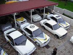 ra Opel Ascona 400, Manta 400