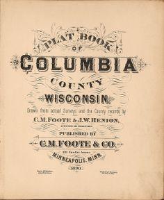 Columbia County, Wisconsin by peacay, via Flickr