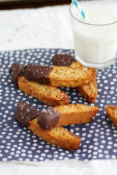 , chocolate chip on Pinterest | Chocolate Chip Cookies, Biscotti ...