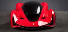 Namsuk Lee and Soohan Cho--CCS Ferrari Design