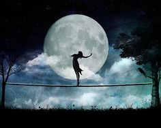 The Moon Lover: I can feel the breeze in this.