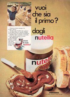 #Nutella #stampa #adv