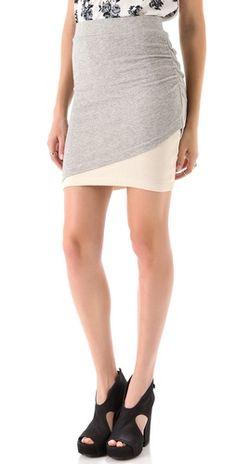 Pencey Standard Twist Miniskirt | SHOPBOP #inspiration