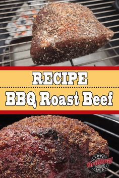 You've just found a BBQ roast beef recipe from heaven! This tutorial will show you how to whip up perfectly cooked roast beef step by step. Bbq Roast Beef, Grilled Roast Beef, Smoked Beef Roast, Rump Roast Recipes, Cooking Roast Beef, Smoker Recipes, Tofu Recipes, Recipies