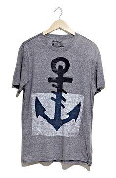 Hurley 'Black Anchor' T-Shirt (Nordstrom Exclusive)   Nordstrom