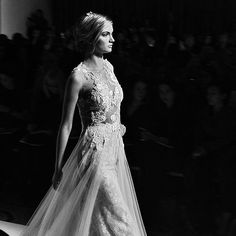All I can say after @pronovias is WOW!! Every single gown was breathtaking! #nybfw #pronovias