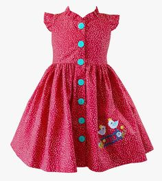 2768968c4f0 Buy Joy Ride Red Glen Park Dress at Little Miss Marmalade for only  42.00