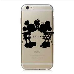 Disney Mickey/Minnie Mouse Case for iPhone 6 Disney Mickey/Minnie Mouse Case for iPhone 6 Accessories Phone Cases