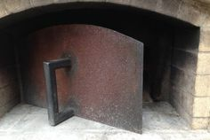 Use door to regulate smoke and fire, your wood-fired pizza oven makes a great smoker