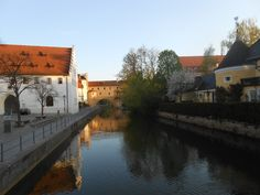 Amberg, look at Stadtbrille