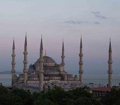 Blue Mosque - İstanbul - Turkey
