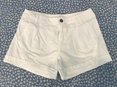 f40912685c3 LOLE Casey Shorts size 6 White  fashion  clothing  shoes  accessories   womensclothing