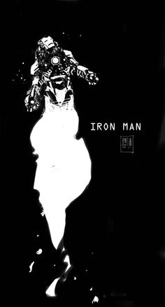 Iron Man by PatBoutin.deviantart.com on @deviantART