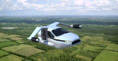 Coming Soon: Your Personal Flying Car. Expected to be sold in the early 2020's.