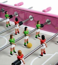 Futbolín Femenino