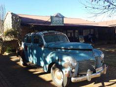 A piece of Automobile History ~ Part 1