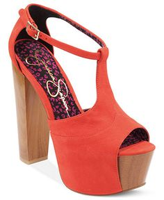 Jessica Simpson Shoes, Danie Platform Sandals - Jessica Simpson - Shoes - Macy's
