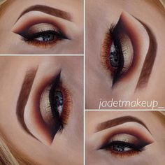 See this Instagram photo by @jadetmakeup_ • 145 likes