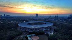 Gelora Bung Karno | national stadium of Indonesia