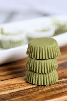 Green Tea and Ginger Chocolates | Mom Foodie – Blommi