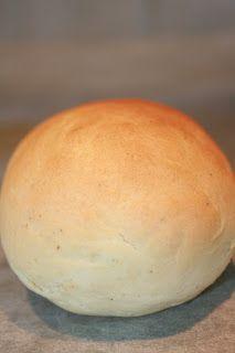 Mona's kjøkken, for det meste uten gluten, melk og egg: Boller uten egg,melk og gluten