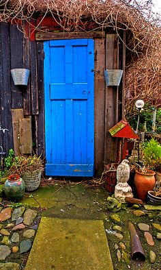 Footdee, Aberdeen, Scotland fishing village