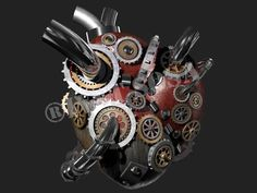 Mechanical Heart images & pictures - NearPics