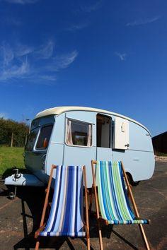 vintage caravans - Google Search