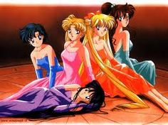 Sailor Moon - Another one of my older favorite pictures