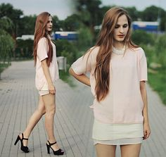 What is lost is lost forever (by Karolina Sabała) http://lookbook.nu/look/3628531-What-is-lost-is-lost-forever