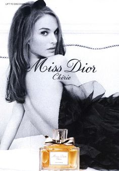 Dior Fragrance Miss Dior Cherie My Scent Sophisticated, Disarming You'll smell like a rich bitch from Paris